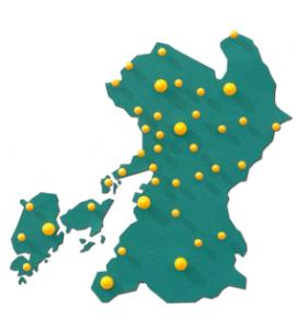 拠点マップ